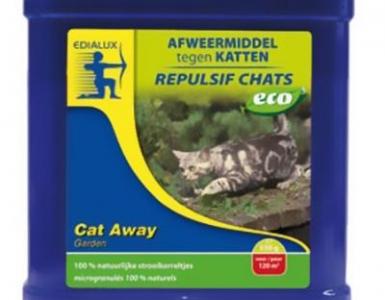 Middel tegen kattenoverlast